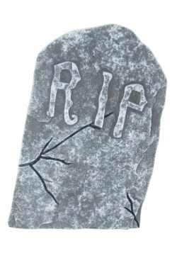 Halloween Decoration Tombstone Set - Crooked Stone alt3
