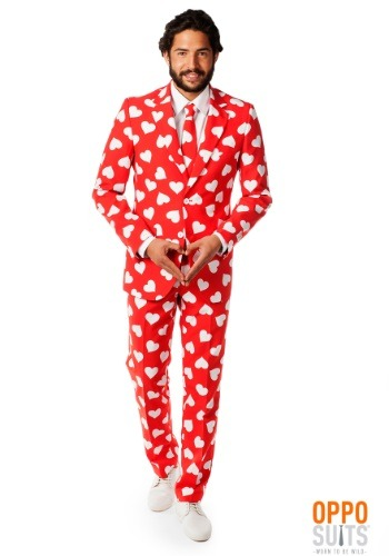 Men's OppoSuits Mr Lover Heart Suit
