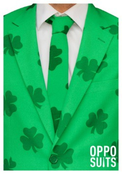 Mens OppoSuits Green St Patricks Day Suit 4