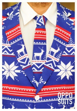 Mens Christmas Sweater Suit4