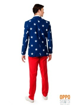 Men's OppoSuits Stars and Stripes Suit1