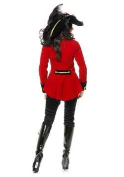 Regal Pirate Lady Costume 2