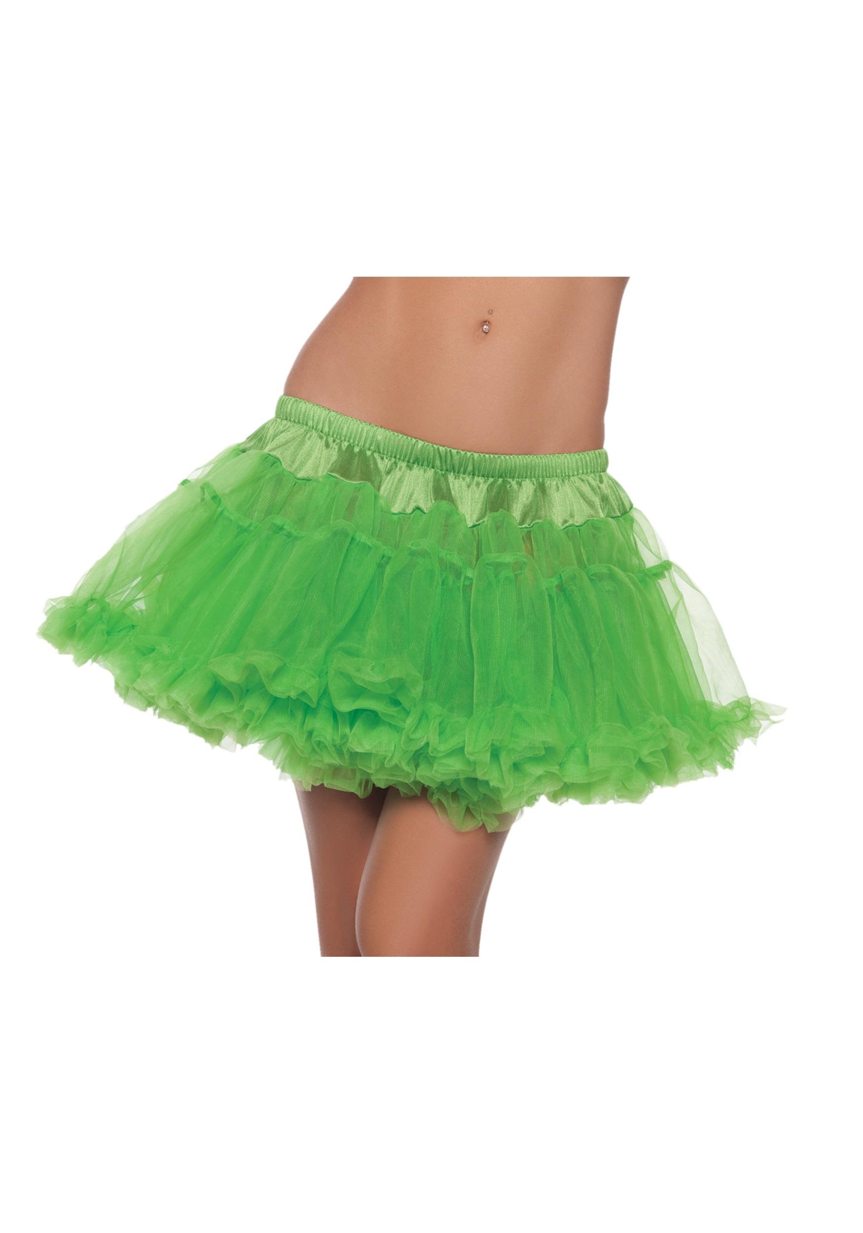 Green_Petticoat_Accessory_for_Women