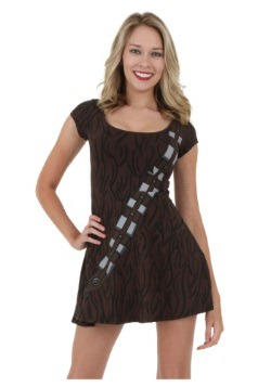 Star Wars Chewbacca Skater Dress