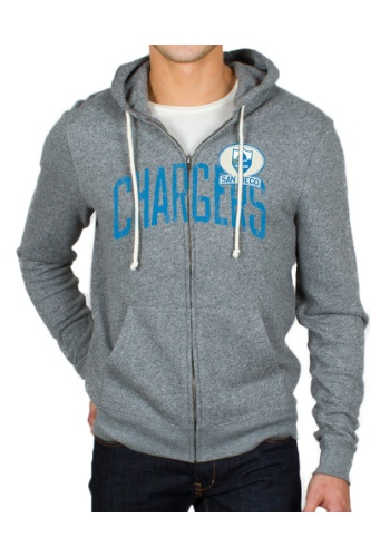 Mens San Diego Chargers Sunday Hoodie