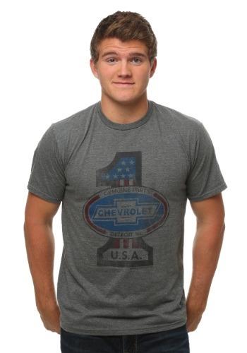 Chevy USA Men's T-Shirt