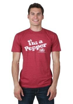 Dr. Pepper I'm a Pepper Men's T-Shirt