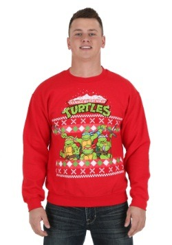 TMNT Group Shot Sweatshirt