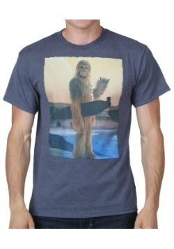 Wookiee Longboard T-Shirt