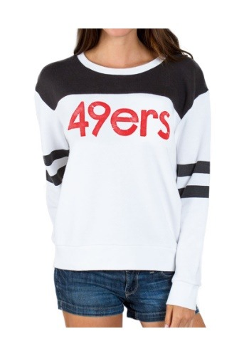 Champion Color-Blocked Fleece San Francisco 49ers