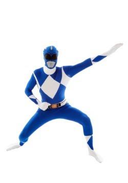 Power Rangers: Blue Ranger Morphsuit2