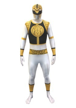 Power Rangers: White Ranger Morphsuit