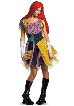 Women's Sexy Sally Costume