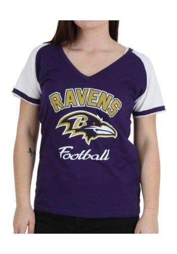 NFL Go For Two IV Baltimore Ravens Women's Shirt