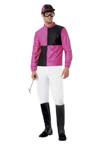 Men's Jockey Costume For Adults
