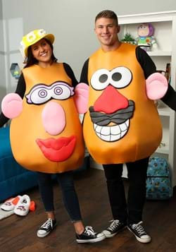 Toy Potato Head CostumeUpdate