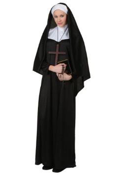 Traditional Nun Plus Size Costume