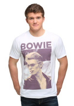 David Bowie Smoking T-Shirt