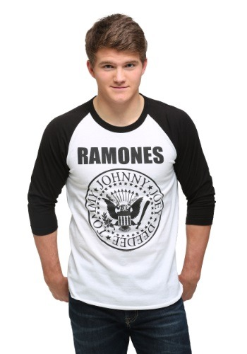 Ramones Raglan Shirt