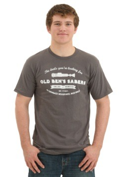 Star Wars Old Ben's Sabers Men's T-Shirt