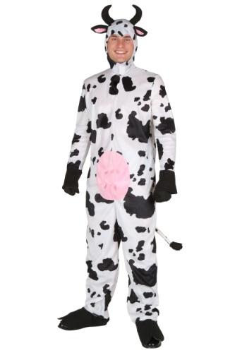 Happy Cow Adult Costume