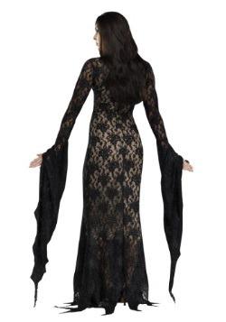Lace Morticia Adult Costume 2