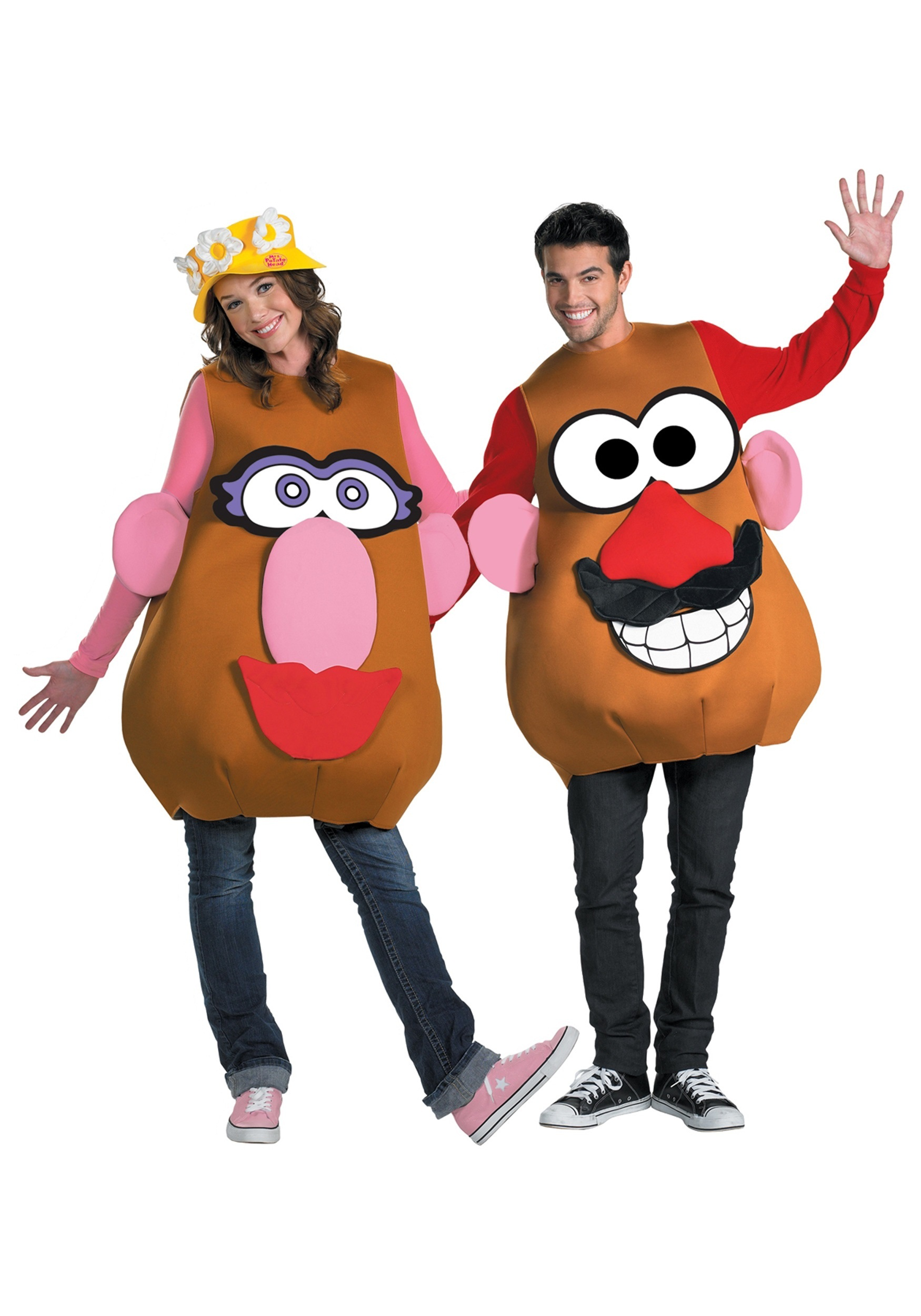 Mrmrs Potato Head Plus Size Costume
