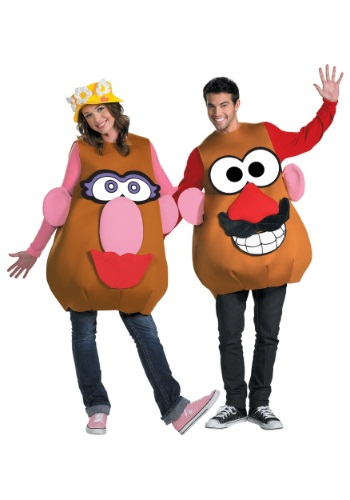 Mr/Mrs Potato Head Plus Size Costume