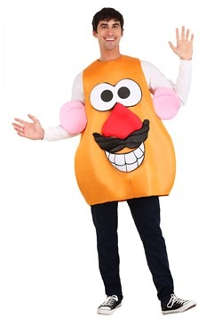 Mr / Mrs Potato Head Plus Size Costume Alt 5