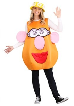 Mr / Mrs Potato Head Plus Size Costume Alt 6