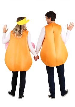Mr / Mrs Potato Head Plus Size Costume Alt 7