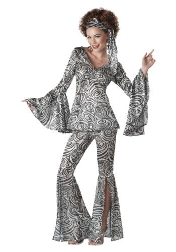 Foxy Disco Lady Women's Costume