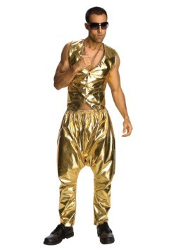 MC Hammer Gold Pants