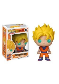 POP! Animation: Dragon Ball Z - Super Saiyan Goku