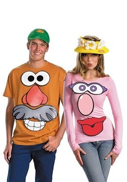 Potato Head Kit Costume