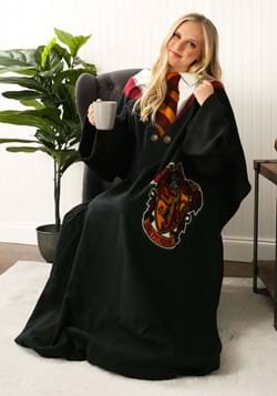 Harry Potter Adult Comfy Throw Gryffindor Robe Blanket
