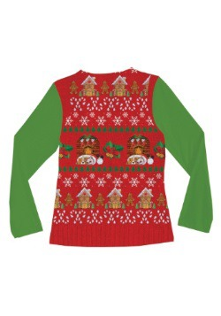 Women's Ugly Christmas Sweater Vest4