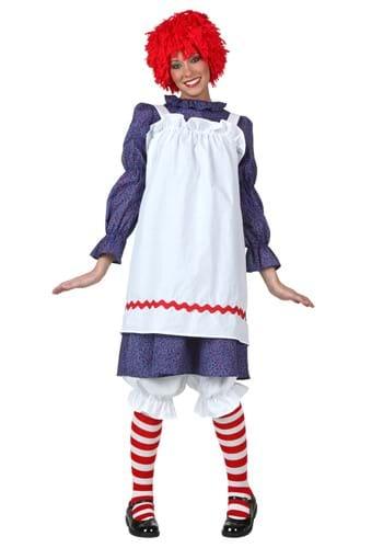 Women's Rag Doll Costume