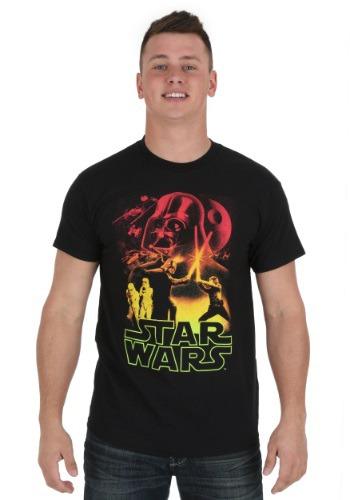 Men's Star Wars Fine Strikes T-Shirt