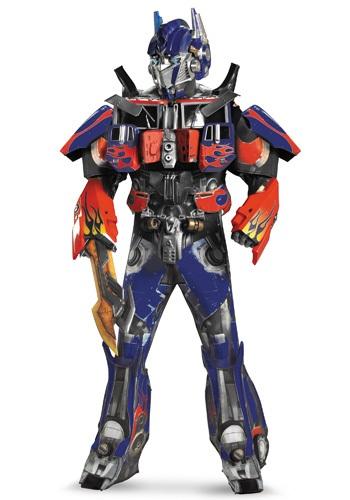 Optimus Prime Replica Costume