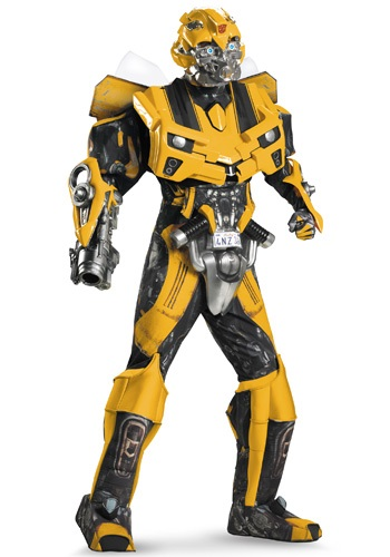 Men's Authentic Bumblebee Costume