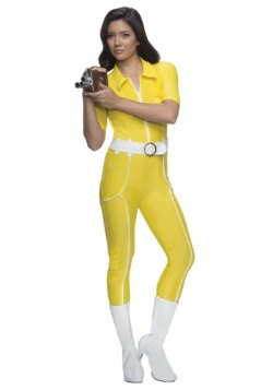Women's TMNT April O'Neil Costume