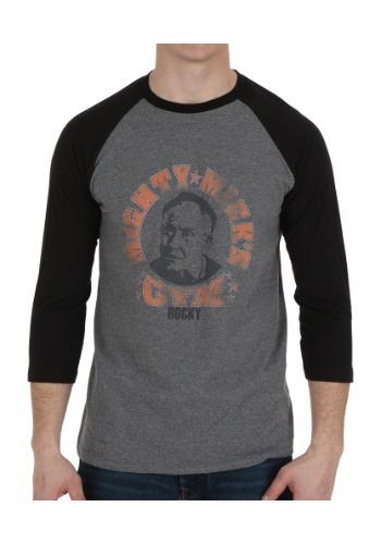 Rocky Mighty Mick's Gym Raglan Shirt