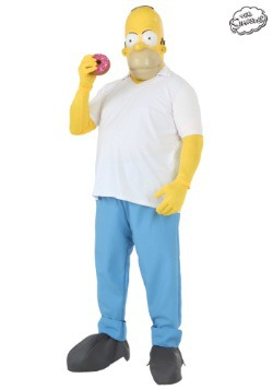 Plus Size Homer Costume
