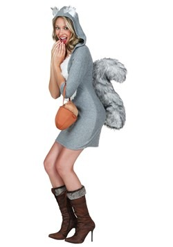 Sexy Squirrel Womens Costume