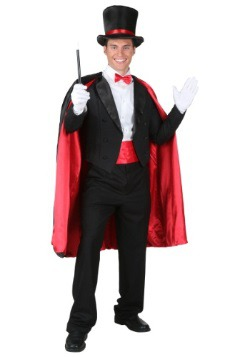 Mens Magic Magician Costume