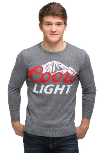 Coors Light Logo Men's Sweater