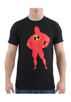 Incredibles Mr Incredible Shadow T-Shirt