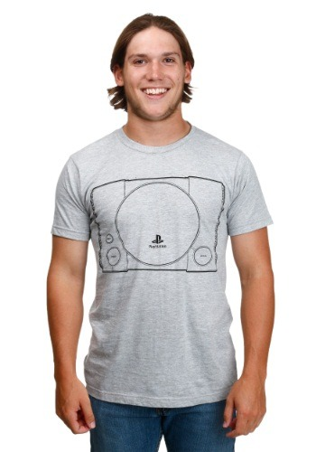 PlayStation Original Console T-Shirt