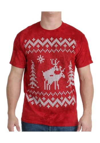 Reindeer Style T-Shirt